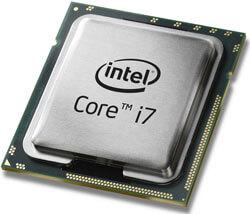Устройство системного блока, процессор