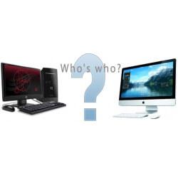 PC (ПК) и Mac (Macintosh)