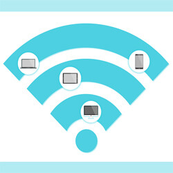 настроить Wi-Fi