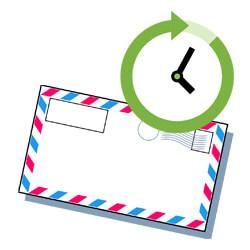 Отложенная отправка писем